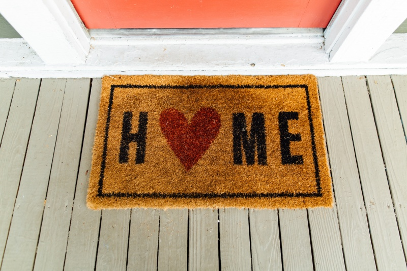 at home mat
