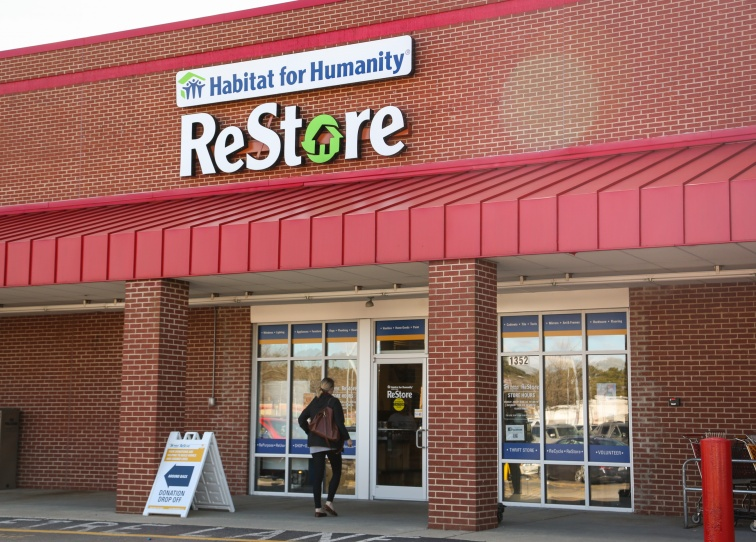 Fuquay-Varina ReStore Habitat for Humanity Wake County